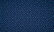 Cotton Jersey Knit Fabric  Navy Blue