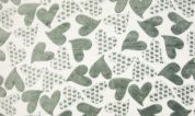 Plush Fleece Fabric  Grey