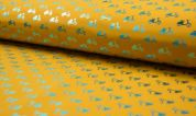 Soft Shell Fabric  Ochre