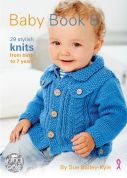 King Cole Baby Book 8 Knitting Pattern Book  DK