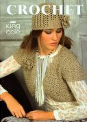 King Cole Classic Crochet Pattern Book  DK