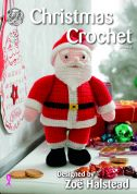 King Cole Christmas Book 2 Crochet Pattern Book