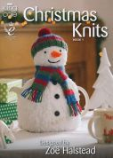 King Cole Christmas Knits 1 Knitting Pattern Book