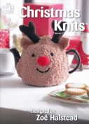 King Cole Christmas Knits 2 Knitting Pattern Book