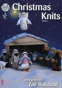 King Cole Christmas Knits 3 Knitting Pattern Book  DK, Chunky
