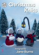 King Cole Christmas Knits 5 Knitting Pattern Book  DK