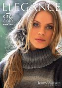 King Cole Elegance Book 2 Knitting Pattern Book  DK