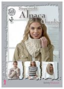 King Cole Supersoft Alpaca Chunky Knitting Pattern Book 1  Chunky