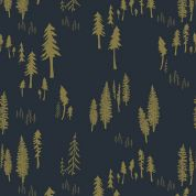 Art Gallery Fabrics Timberland Woodlands Stretch Jersey Knit Dress Fabric