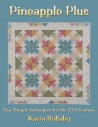 Sew Simple Karin Hellaby Pineapples Plus Quilting Book