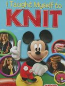 Simplicity Disney Mickey Mouse Knitting Kit