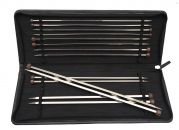 Knit Pro Nova Cubics Single Pointed Knitting Needle Set