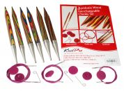 Knit Pro Symfonie Interchangeable Knitting Needle Chunky Set