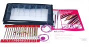 Knit Pro Symfonie Interchangeable Knitting Needle Deluxe Set