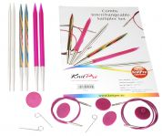Knit Pro Interchangeable Knitting Needles Sampler Set I