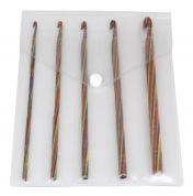Knit Pro Symfonie Crochet Hook Set Single Ended