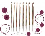 Knit Pro Symfonie Tunisian Crochet Hook Set