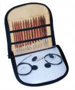 Knit Pro Symfonie Cubics Interchangeable Knitting Needle Deluxe Set