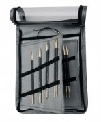 Knit Pro Karbonz Interchangeable Circular Knitting Needle Starter Set