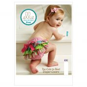 Kwik Sew Baby Sewing Pattern 0102 Nappy Diaper Covers