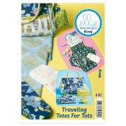 Kwik Sew Accessories Sewing Pattern 0109 Travelling Totes for Tots