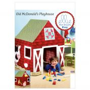 Kwik Sew Childrens Sewing Pattern 0125 Barn Playhouse