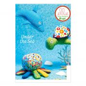 Kwik Sew Childrens Sewing Pattern 0140 Under the Sea Animal Shape Toys