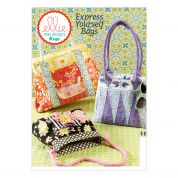 Kwik Sew Accessories Sewing Pattern 0141 Hand Bags