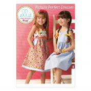 Kwik Sew Childrens Sewing Pattern 0143 Girls Summer Dresses