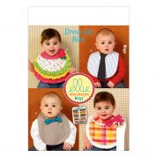 Kwik Sew Baby & Toddler Easy Sewing Pattern 0151 Baby Bibs