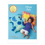 Kwik Sew Childrens Easy Sewing Pattern 0171 Novelty Animal Cushions