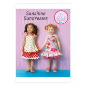 Kwik Sew Toddlers Sewing Pattern 0175 Fancy Dresses