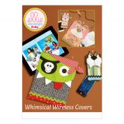 Kwik Sew Accessories Easy Sewing Pattern 0189 Novelty Electronic Device Cases