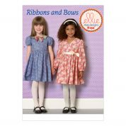 Kwik Sew Childrens Sewing Pattern 0190 Gathered Dresses