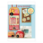 Kwik Sew Accessories Easy Sewing Pattern 219 Vintage Trailer Pin Cushion, Storage Box & Organizer