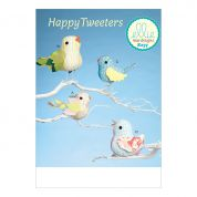 Kwik Sew Home Easy Sewing Pattern 237 Bird Decorations