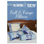 Kwik Sew Home Decor Sewing Pattern 3894 Cushions & Pillows