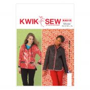 Kwik Sew Ladies Sewing Pattern 4015 Lined Jackets