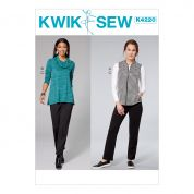Kwik Sew Sewing Pattern 4220