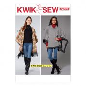 Kwik Sew Sewing Pattern 4222