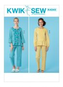 Kwik Sew Sewing Pattern 4249
