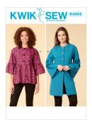 Kwik Sew Sewing Pattern 4252