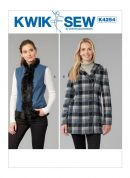 Kwik Sew Sewing Pattern 4254