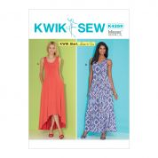 Kwik Sew Sewing Pattern 4259