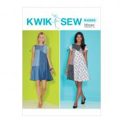Kwik Sew Sewing Pattern 4260