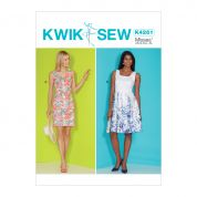Kwik Sew Sewing Pattern 4261