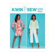 Kwik Sew Sewing Pattern 4262