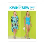 Kwik Sew Sewing Pattern 4263
