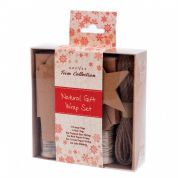 Gift Wrap Set  Natural