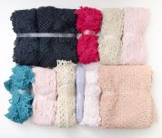 Cotton Lace Bundle  Assorted